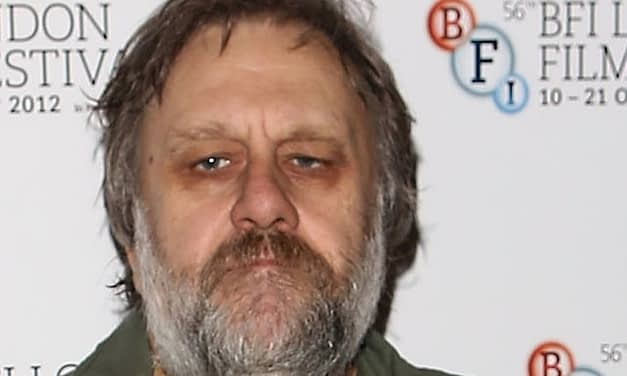Towards a prolegomena of a blog post about Slavoj Žižek