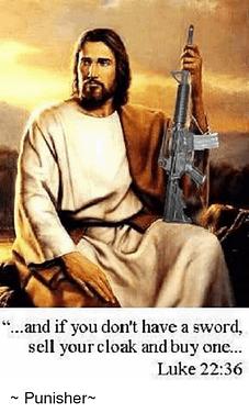 Sell cloaks, buy swords?