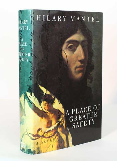 A Place of Greater Safety: first thoughts